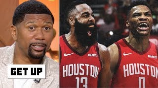 Superteams are over, dynamic duos are in - Jalen Rose on Russell Westbrook to the Rockets | Get Up