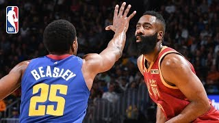 Full Game Recap: Rockets vs Nuggets | Beasley Drops Career-High 35
