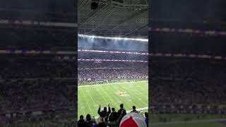 US Bank Stadium, Vikings vs Saints Divisional Playoff 2018, Case Keenum Skol Chant on Last Play