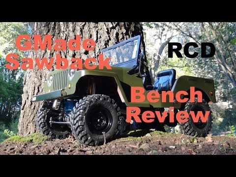 GMade Sawback Bench Review