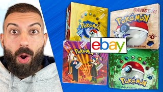 Over $500,000 Of Pokemon Cards Auctions On Ebay! (LIVE)