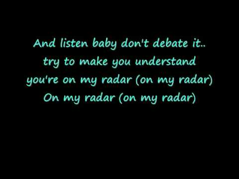 Britney Spears - Radar LYRICS!!!!