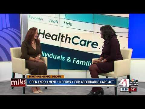 Interview: Health care enrollment counselor talks through plan options