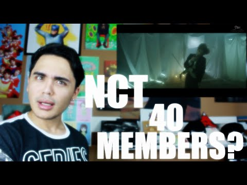 NCT - Synchronization of your dreams Reaction [40 MEMBERS THO!?!]