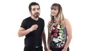 Lambada Paso básico (4/11) - Academia de Baile