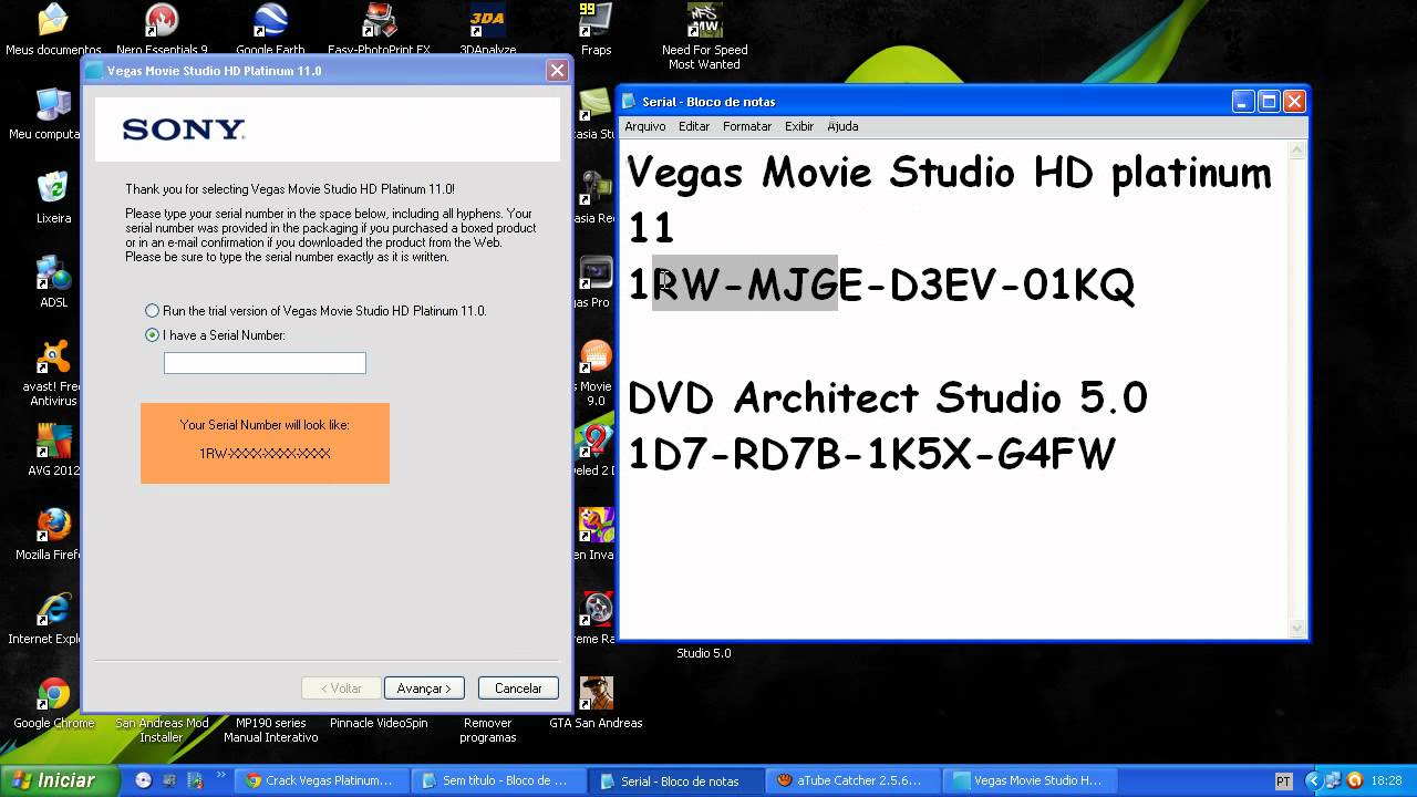 vegas movie studio hd platinum 11 0 keygen