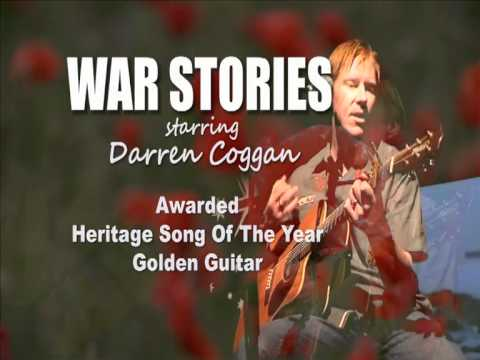 War Stories Starring Darren Coggan  TVC