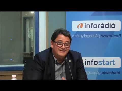 InfoRádió - Aréna - Merkely Béla - 1. rész - 2019.11.13.