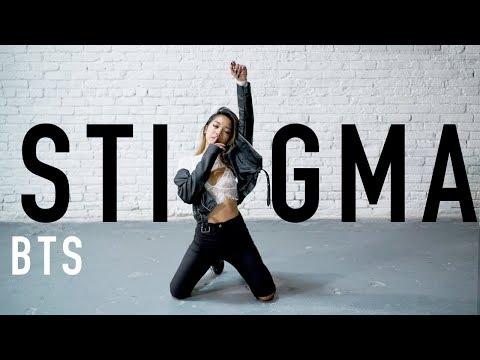 STIGMA - V of BTS (방탄소년단) DANCE CHOREOGRAPHY | Nava Rose