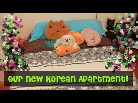 Our New Korean Apartment!