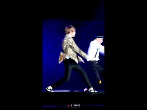 140815 SMTOWN LIVE_Eunhyuk(은혁) Dance performance