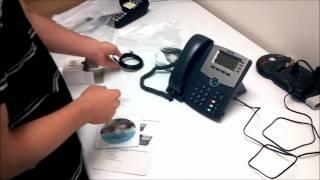 VOIP Phone Setup Walkthrough