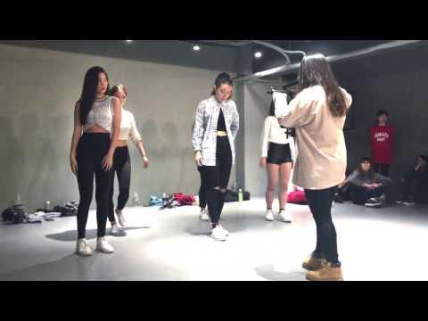 [1 Million Dance Studio] LetMeLoveYou--ArianaGrande   MinaMyoung Choreography