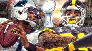 SUPER BOWL 52 vs MVP CAM NEWTON! Madden 17 Career Mode Gameplay! Ep. 35