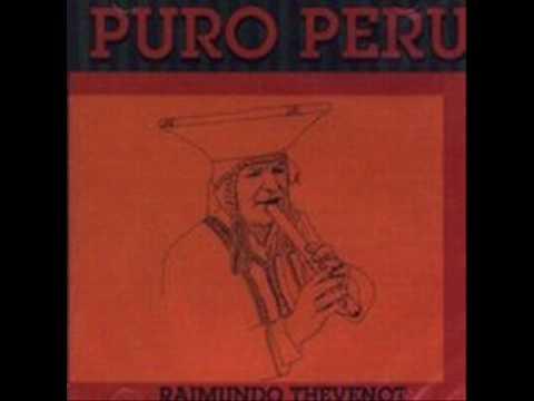 QUENA -YO SOY HUANCAÍNO - RAYMOND THEVENOT