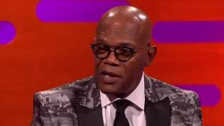 The Graham Norton Show S19E07 - Tom Hiddleston, Samuel L Jackson, John Malkovich, Sara Pascoe