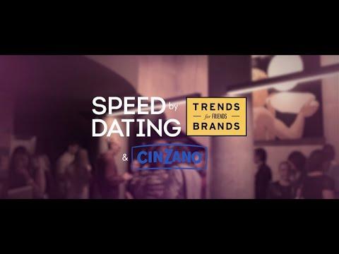 Speed Dating by TrendsBrands.ru & Cinzano в Екатеринбурге