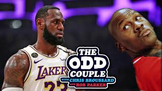 Chris Broussard & Rob Parker - Is There Any Argument Left to Say LeBron James is the GOAT?