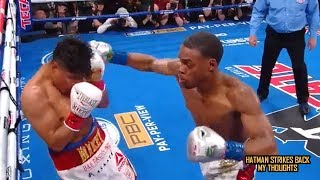 ERROL SPENCE DESTROYS MIKEY GARCIA!!! CALLS OUT MANNY PACQUIAO!!! POST FIGHT REVIEW (NO FOOTAGE)