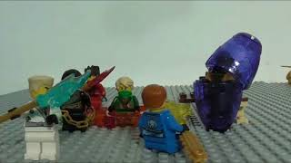 Lego Ninjago Rebooted Episode 7 Slithering To Gold!