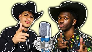 """How Lil Nas X Recorded """"Old Town Road"""""""