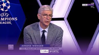 Should the UCL final now be contested in England? Arsene Wenger has his say