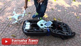 Flycam - Hướng dẫn Bay, điều khiển cơ bản! [DJI Phantom 3 Professional] ✔