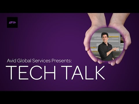Avid Tech Talk S1E7 – iNEWS: Maintain the Health of Your Database
