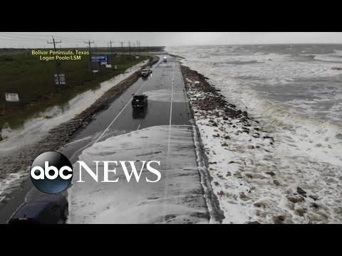 Tropical Storm Beta expected to hit Texas