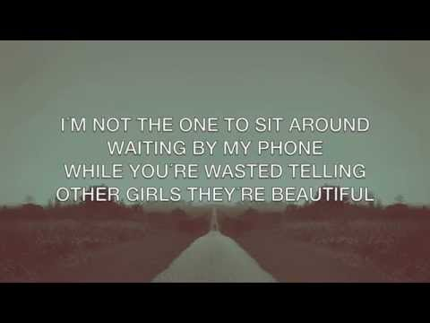 Against The Current - Talk (lyrics)
