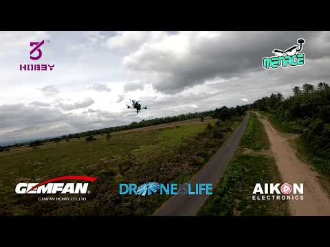 120fps FPV Chase
