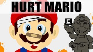 "5 Designs for ""Hurt Mario"" Levels in Super Mario Maker!"