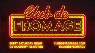 Club De Fromage - London's top throwback party!