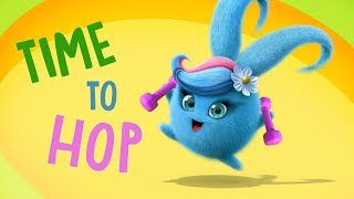 SUNNY BUNNIES - Time to Hop | BRAND NEW | Hop with the Sunny Bunnies | Cartoons for Children