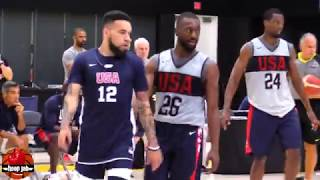 Team USA Loses  To G League Players In HEATED Scrimmage. USA Basketball 2019 HoopJab NBA