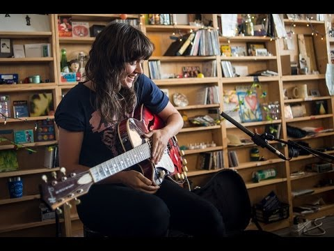 Courtney Barnett: NPR Music Tiny Desk Concert