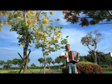 台灣民謠 ─ 秋夜曲《手風琴演奏》Taiwanese folk song on accordion