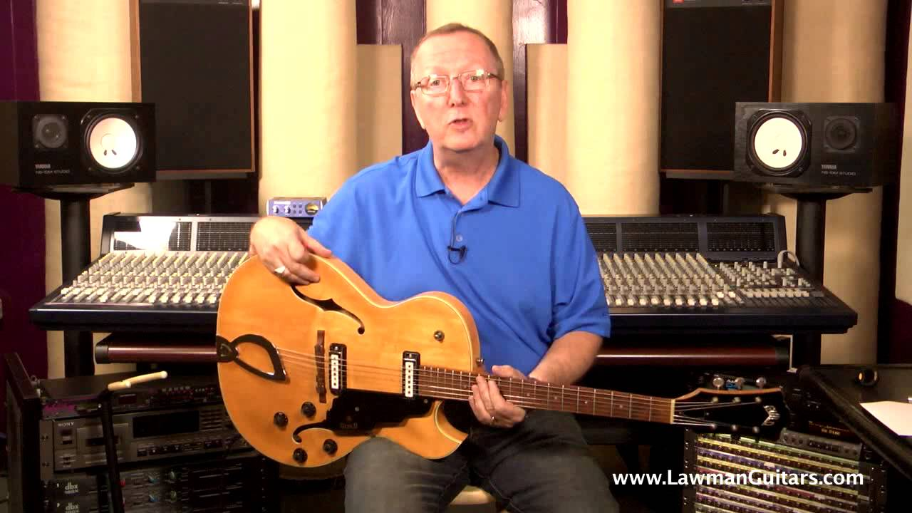 used electric guitars 1965 guild t100 blonde guitar 515 864 6136 youtube. Black Bedroom Furniture Sets. Home Design Ideas