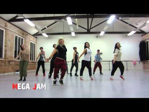 Baixar 'Blurred Lines' Robin Thicke choreography by Jasmine Meakin (Mega Jam)