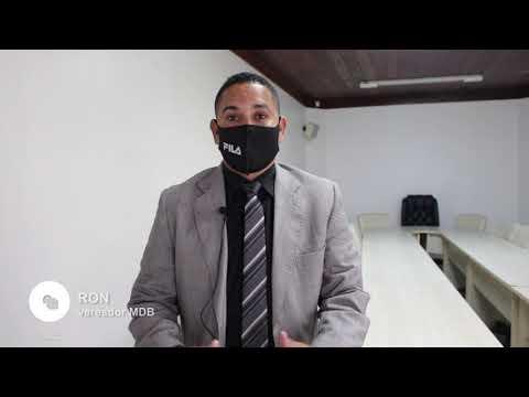 Entrevista com o vereador Ron do Povo
