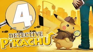 [LIVE] Detective Pikachu Episode 4 Mystery of the Black Shadow