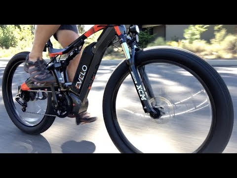 EVELO Aries Mid-Drive Electric Bike Review | Electric Bike Report