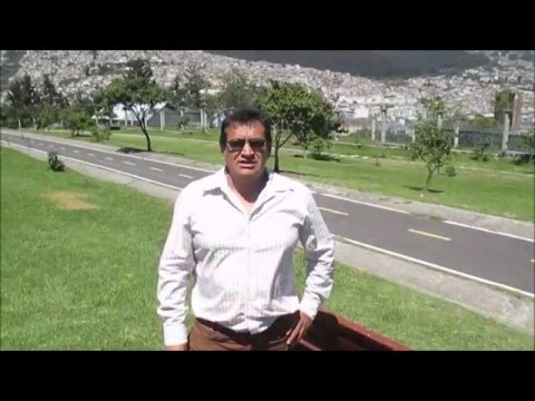 Free Airport Pickup in Quito by Washington - Ailola Quito's best driver