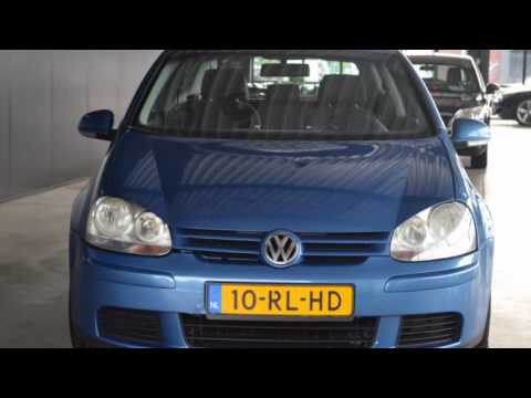 Volkswagen Golf 1.9 TDI SPORTLINE KOOPJE! Airco Cruise control Inr
