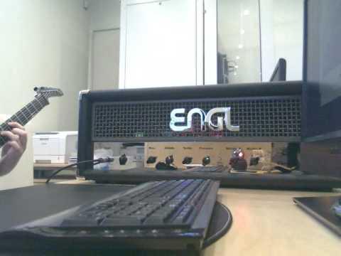 Engl Fireball Demo - Part 1 (Clean)