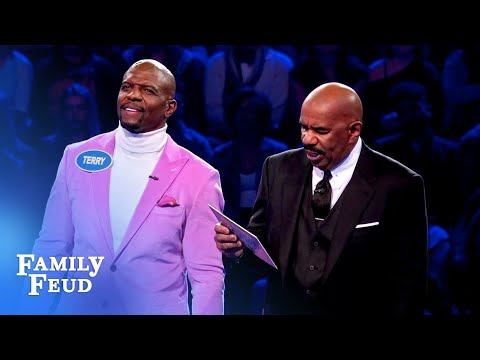 Terry and Rebecca Crews CRUSH Fast Money!   Celebrity Family Feud