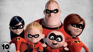 Top 10 Superhero Families