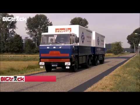 DAF 1600 Friese Vlag