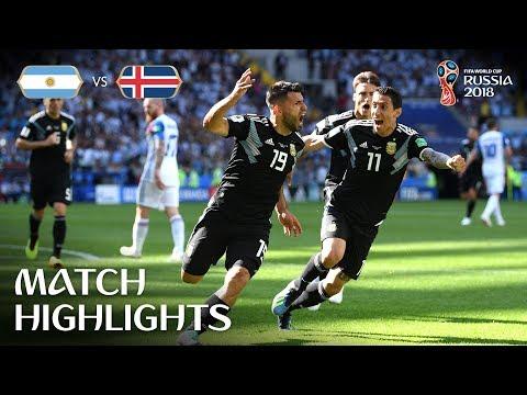 4f11685cdcc Nigeria v Argentina - 2018 FIFA World Cup Russia™ - Match 39