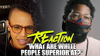 So what exactly are white people superior at? (Reaction)